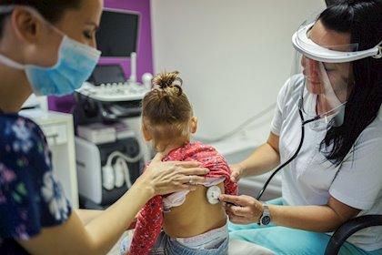 Medida de prevención, se recomienda que niños eviten salir de casa.