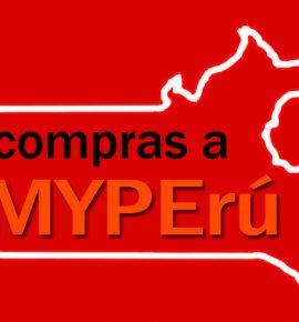 MYPE Venderán Productos al Estado
