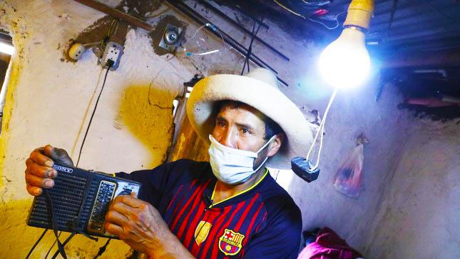 Electricidad al Toque: 600 familias se benefician con el programa