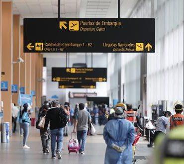 Vuelos procedentes de Brasil, India y Sudáfrica quedan suspendidos