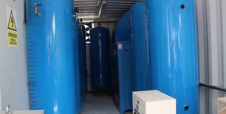 Nueva planta de oxígeno fue inaugurada